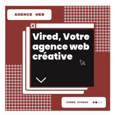 image représentant la créativité de l'agence web